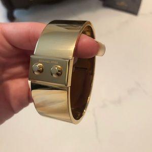 Gold Michael Kors Bracelet